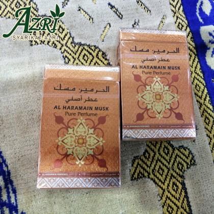 Al Haramain Musk Pure Perfume 15ml