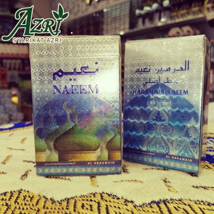 Al Haramain Naeem Pure Perfume 15ml