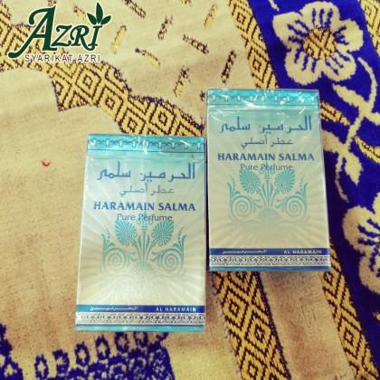 Al Haramain Salma Pure Perfume 15ml