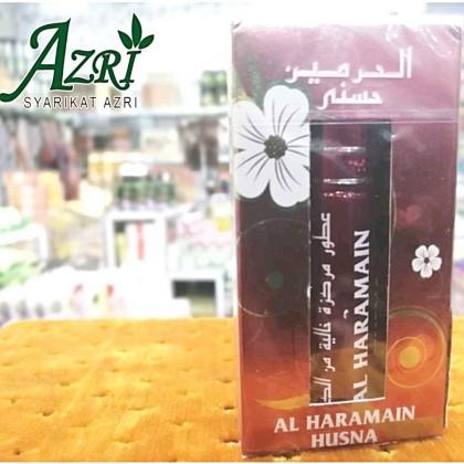 Al Haramain Husna Minyak Attar 10ml