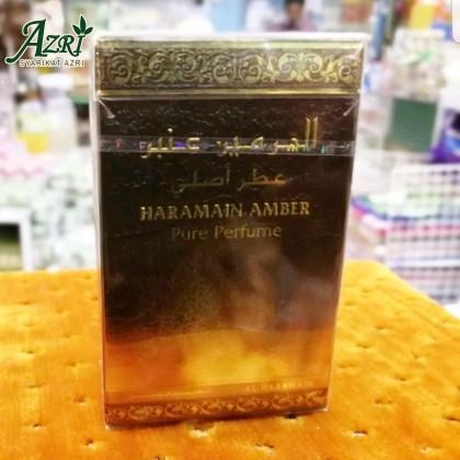 Al Haramain Amber Pure Perfume 15ml