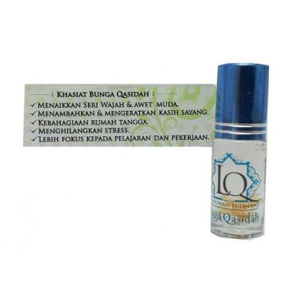 Haruman Luqman Perfume Bunga Qasidah 1 pc