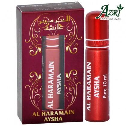 Al Haramain Aysha Minyak Attar 10ml