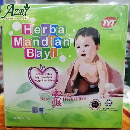 TYT BABYHERBAL BATH