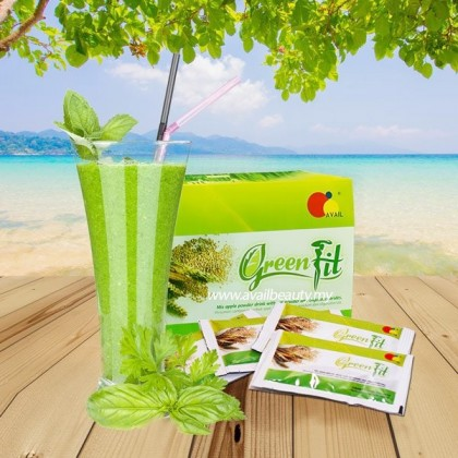 AVAIL GREEN FIT + FREE SHAKER
