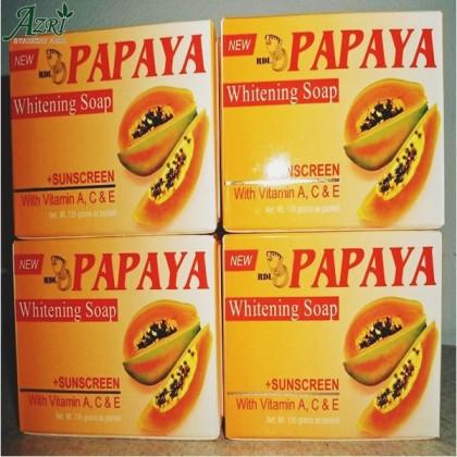 RDL PAPAYA SOAP
