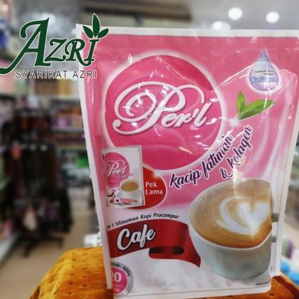 Power Root Pearl Pink Coffee