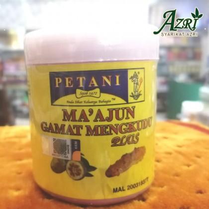 PETANI Maajun Gamat Mengkudu Plus botol kuning